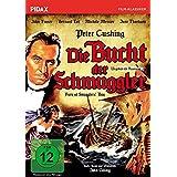 Die Bucht der Schmuggler (Fury at Smuggler's Bay) / Spannender Abenteuerfilm mit Peter Cushing, Bernard Lee und Michèle Mercier