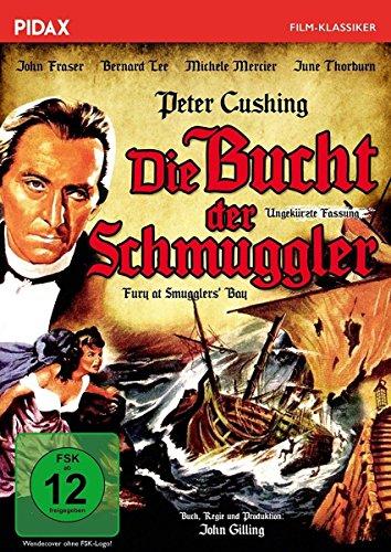Bild von Die Bucht der Schmuggler (Fury at Smuggler's Bay) / Spannender Abenteuerfilm mit Peter Cushing, Bernard Lee und Michèle Mercier (Pidax Film-Klassiker)