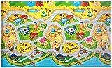 Spielmatte Dwinguler - My Town - Large - 2,3m * 1,4m * 15mm