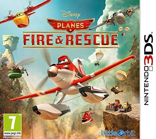Disney Planes: Fire and Rescue [Importación Inglesa]