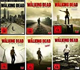 The Walking Dead - Die komplette Staffel 1-6 im Set - Deutsche Originalware [27 DVDs]