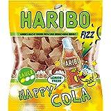 Haribo Happy Lemon fresh Happy Cola sauer, 200 g Beutel