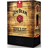 Jim Beam Devils Cut Geschenkset mit Tumbler 0,7l 45%