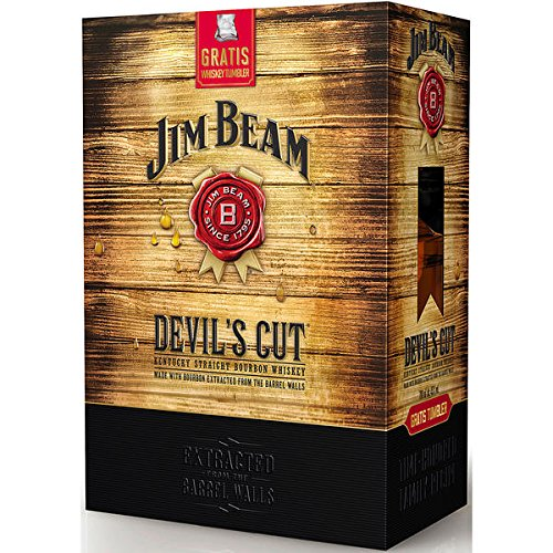 jim-beam-devils-cut-45-vol-70cl-with-twisted-tumbler-gift-set