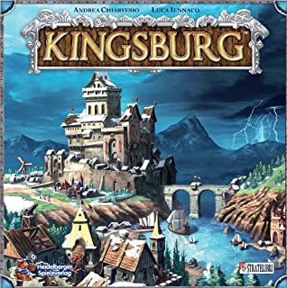 Heidelberger Spieleverlag HE150 - Kingsburg Neuauflage (B005MIU348) | Amazon price tracker / tracking, Amazon price history charts, Amazon price watches, Amazon price drop alerts