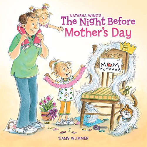 The Night Before Mother's Day (Reading Railroad) por Natasha Wing