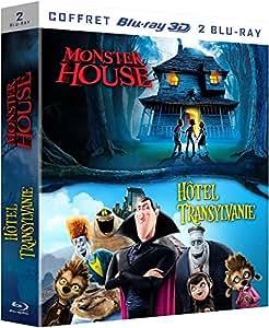 Hôtel Transylvanie + Monster House [Blu-ray]