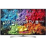 LG 189cm (75 Inches) 4K UHD LED Smart TV 75SK8000PTA (Black) (2018 model)