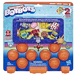 Transformers- Botbots Grand Opening Surprise, Multicolor (Hasbro E5362EU4)