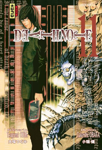 Death Note Edition simple Tome 11