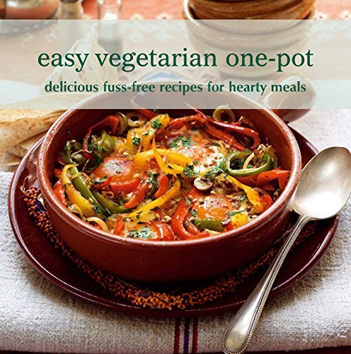Easy Vegetarian One-Pot: Delicious fuss-free recipes for hearty meals by To Be Announced (2011-10-13)