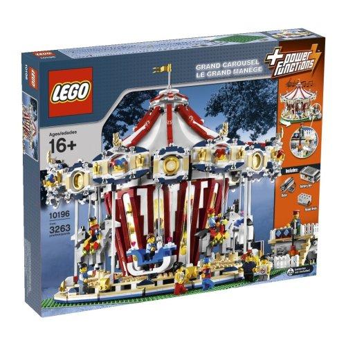 LEGO-Creator-Carousel-10196