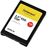 Intenso SSD Top Performance 3812430 Intern SSD, Svart, 128 GB
