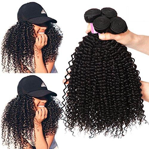 8a capelli umani ricci brasiliani capelli ricci naturali extension capelli veri ricci 100% remy brazilian human hair curly capelli brasiliani naturali 8 8 8 pollice total 300g