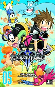Kingdom Hearts II Edition simple Tome 5