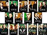 CSI: Crime Scene Investigation : Las Vegas - The Complete Collection Series 1 to 13 by George Eads