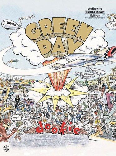 Dookie (GTAB) (Authentic Guitar-Tab) (Day Guitar Green Tab)
