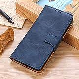 BELLA BEAR Case for LG K40,Leather Wallet Holster Purse