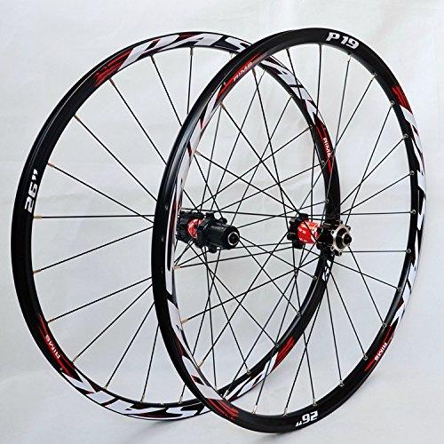 pasak MTB Mountain Bike Vier versiegelten Kugellagern Ultra Light CNC Disc Rollen Rand 11Speed Unterstützung