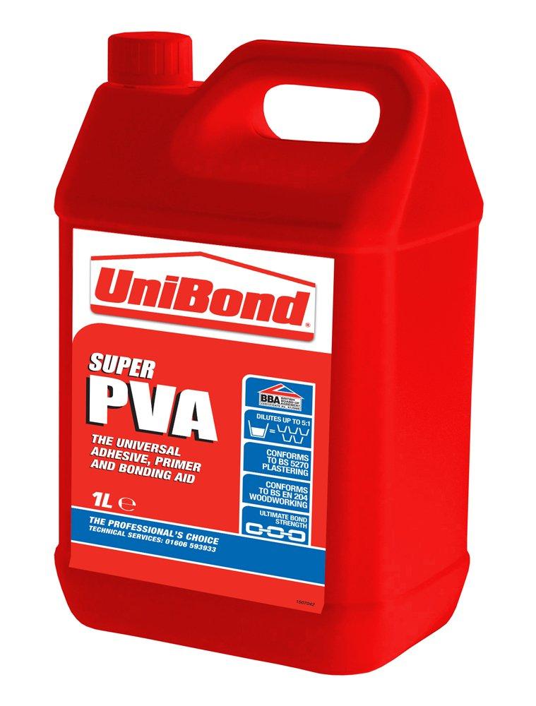 Unibond Super PVA adhésif–1l