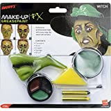 Smiffy's Witch Make-Up Kit Facepaint Nose