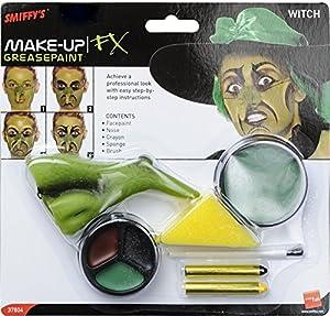 Smiffy'S 37804 Kit De Maquillaje