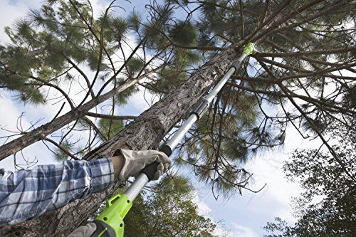 Greenworks Tools 20157 40V Akku-Hochentaster/Astschere 20cm, anpassbare Länge (ohne Akku und Lader) - 5