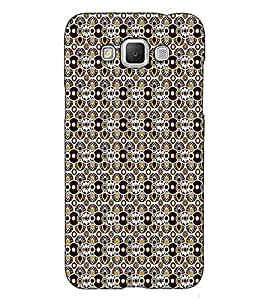 Fuson Designer Back Case Cover for Samsung Galaxy Core Prime :: Samsung Galaxy Core Prime G360 :: Samsung Galaxy Core Prime Value Edition G361 :: Samsung Galaxy Win 2 Duos Tv G360Bt :: Samsung Galaxy Core Prime Duos (Brown designer pattern)