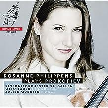 Rosanne Philippens Spielt Prokofjew