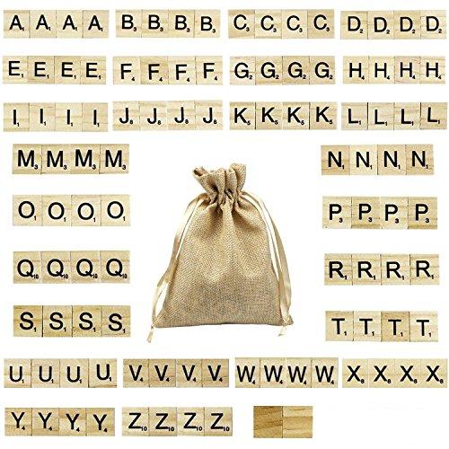 goodlucky365-100-pcs-wooden-letters-scrabble-replacement-letters-4-pcs-each-letter-2-pcs-blank