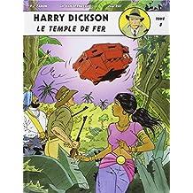 Harry Dickson, tome 8 : Le temple de fer