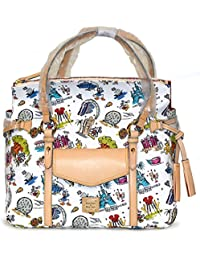 Disney Walt Disney World Disneyana Smith Bag Dooney & Bourke New with Tags