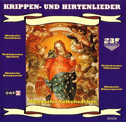 Designs Krippe (Krippen-& Hirtenlieder)