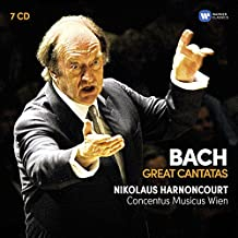 Bach: Great Cantatas (Coffret 7 CD)