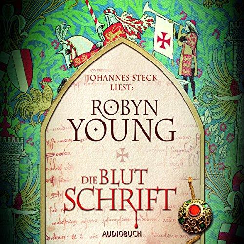 Buchseite und Rezensionen zu 'Die Blutschrift' von Robyn Young