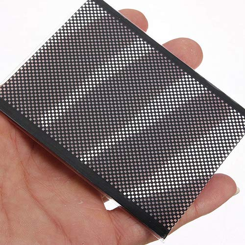 Fashion Close-Up Street Magic Trick Card Fluch Illusion Change Plastic Sleeve
