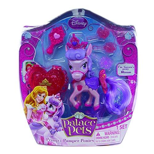 Preisvergleich Produktbild Giochi Preziosi 70763721 - Disney Palace Pets Primp & Pamper Ponies Viola