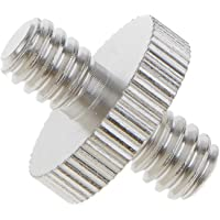"""Generic 1/4"""" to 1/4"""" Convert Screw Adapter for Tripod and Head"""