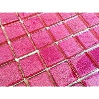 Baldosas, mosaicos; deben lavarse con paillettes. oferta propuesta para la compra de un pequeño muestra (MT0018 sample)