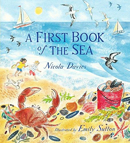 A First Book of the Sea por Nicola Davies