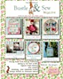 Bustle & Sew Magazine May 2014: Issue 40
