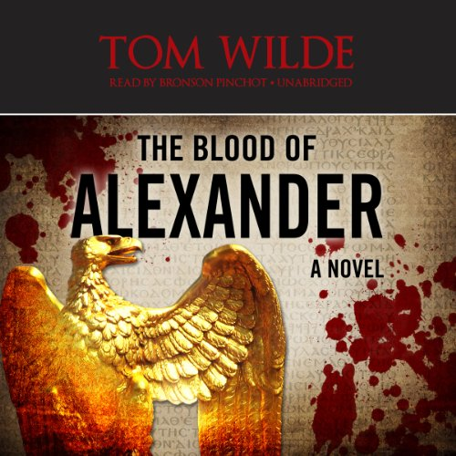 The Blood of Alexander  Audiolibri