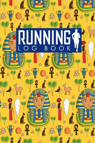 Running Log Book: Runner Diary, Running Journal Log, Running Training Log, Track Distance, Time, Speed, Weather, Calories & Heart Rate: Volume 13 (Running Log Books)