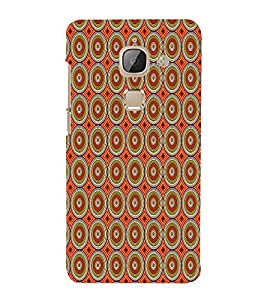 Abstract Painting 3D Hard Polycarbonate Designer Back Case Cover for LeEco Le Max 2 :: Letv Le Max 2