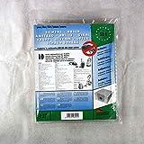 SB 1 sacchetti per aspirapolvere confezione da 10 sacchi carta
