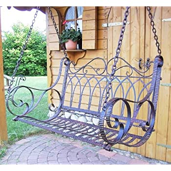 dandibo banc suspendu 82505 balan oire avec chaines balan oire banc balancelle jardin. Black Bedroom Furniture Sets. Home Design Ideas