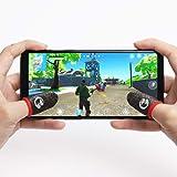 GameSir Talons Gaming Juego de Mangas de Dedo, Pantalla táctil Completa Transpirable antisudor Disparo Sensible Objetivo Joys