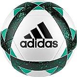 adidas Starlancer V Balón de Fútbol, Hombre, Multicolor (Negro/Vealre), 5