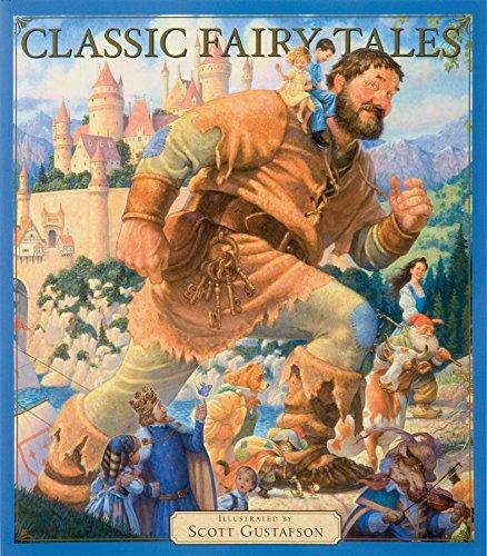 Classic Fairy Tales Vol 1 por Scott Gustafson