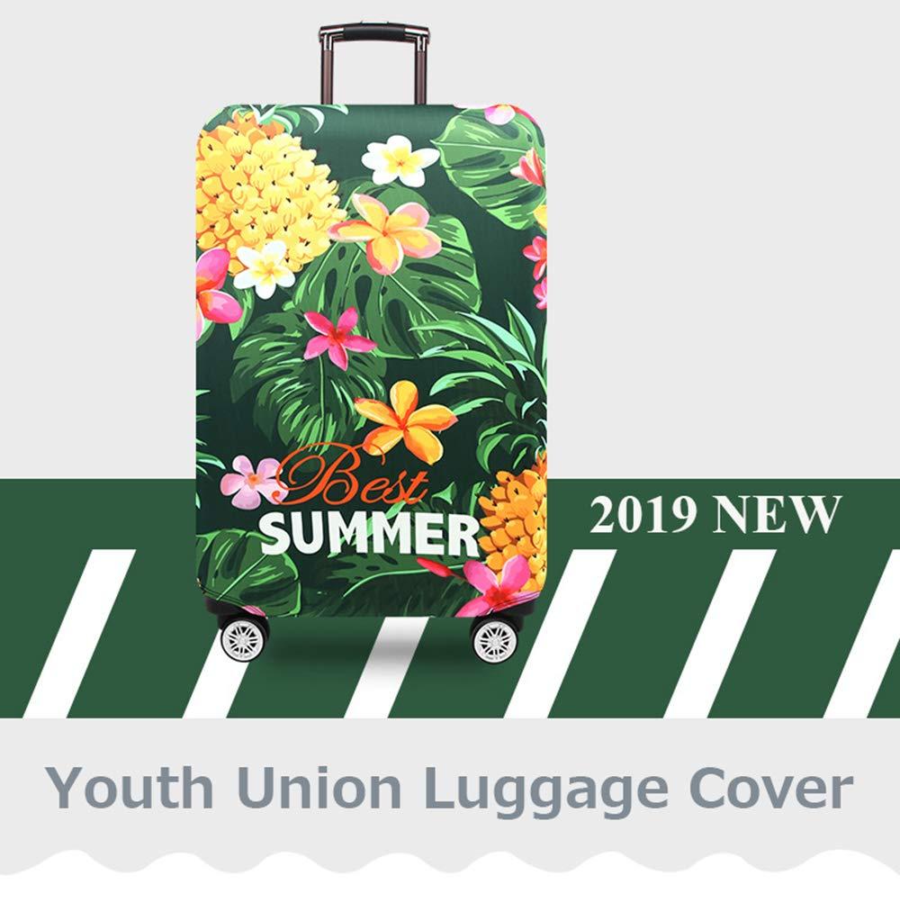 Youth-Union-Kofferhlle-Elastisch-18-32-Zoll-Kofferschutzhlle-Gepck-Cover-Reisekoffer-Hlle-Kofferschutz-Luggage-Cover-Gepckabdeckung-Kofferschutzhlle-mit-Reiveschluss